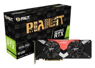 Palit RTX 2080 Dual
