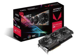 Asus Arez Strix RX Vega 56