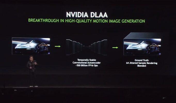 Nvidia DLAA