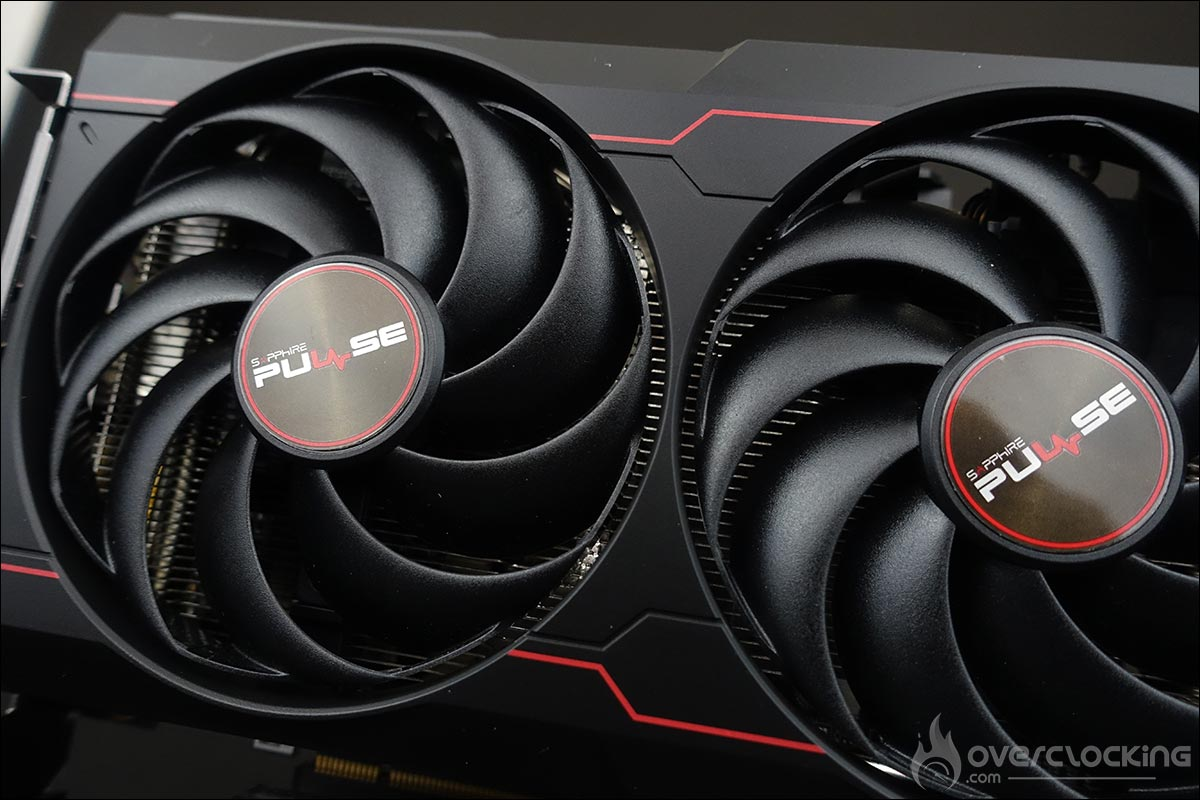 La carte graphique Sapphire RX 6600 Pulse Gaming 8 GB